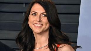 MacKenzie Scott, Jeff Bezos Ex Wife