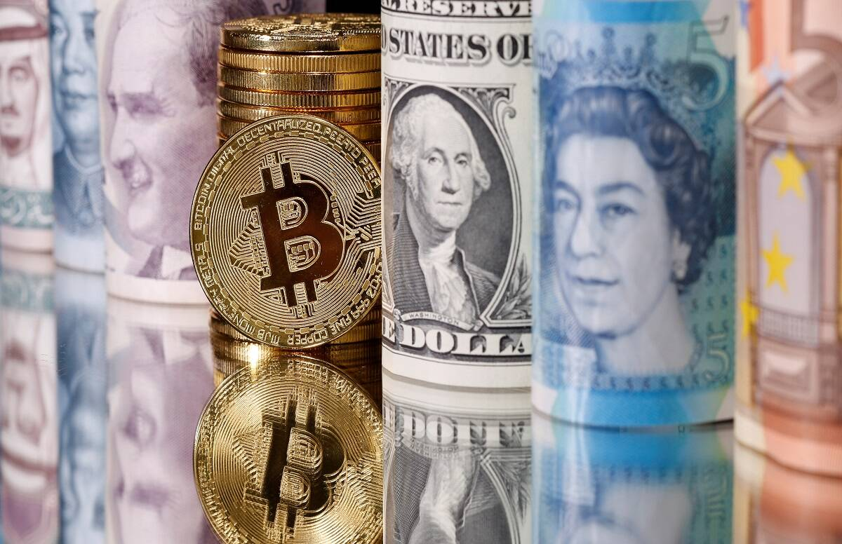 Cryptocurrency made investors big money in Navratras, know who gave the highest return with bitcoin
