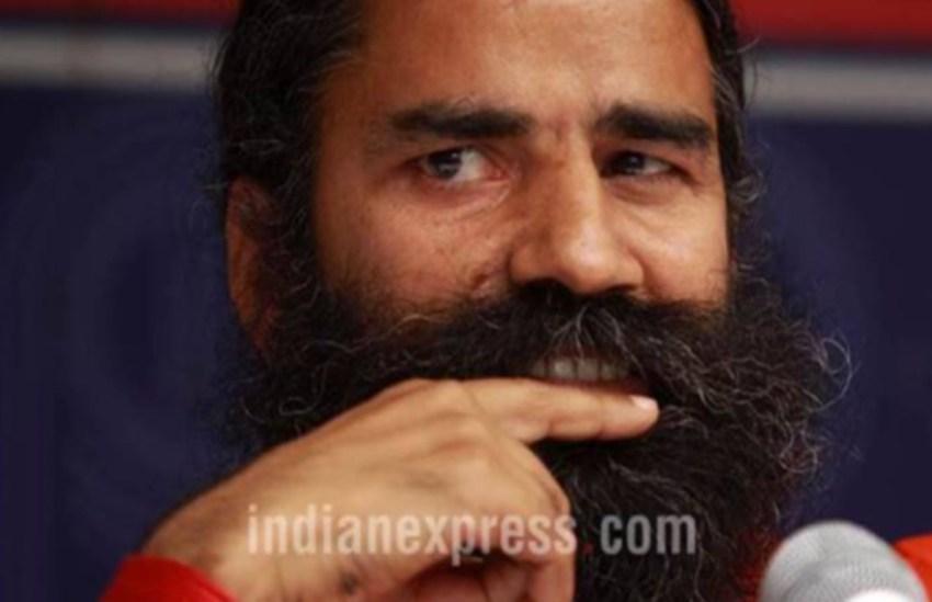 Amish Devgan, News 18 India, Baba Ramdev, BABA RAMDEV On Live Debate, Journalist Amish Devgan,