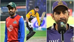 Babar Azam, Shoaib Malik, Sarfaraz Ahmed