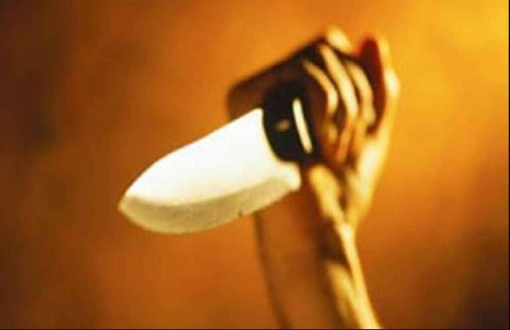 Knife Murder