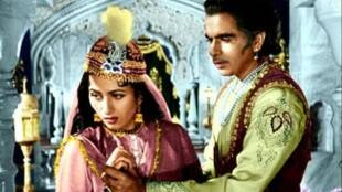 Madhubala-Dilip Kumar