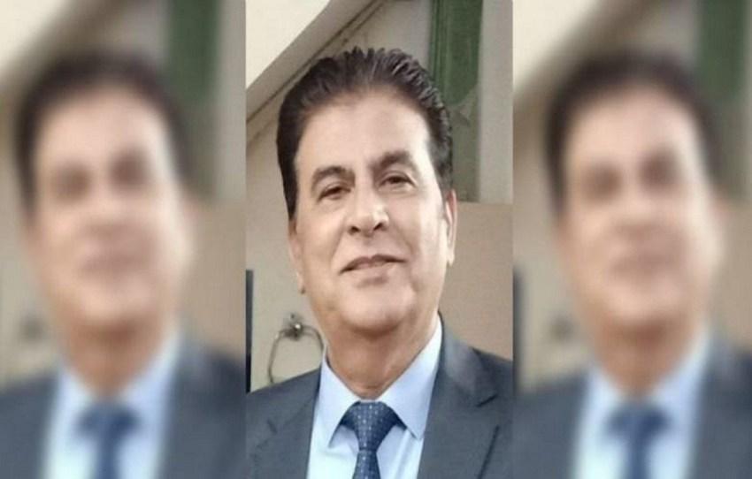 IAS Retire, Surya Pratap Singh