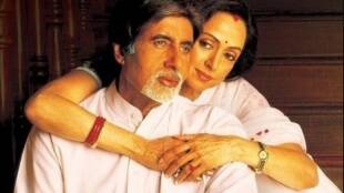 Amitabh Bachchan-Hema Malini