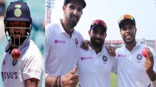 Cheteshwar Pujara Ishant Sharma Mohammed Shami Umesh Yadav WTC Final 2021