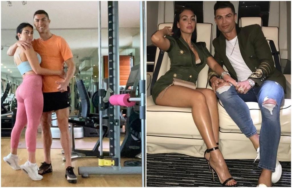 Cristiano Ronaldo Georgina Rodriguez Instagram Net Worth Hotels Companies
