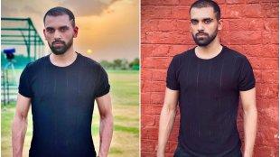 Deepak Chahar Aamir Khan Malti Chahar Gangster Ghajini New Look
