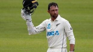 Devon Conway double century Test debut ENG vs NZ