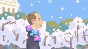 Frank Kameny, Google Doodle, Google Doodle today, Who is Frank Kameny, Frank Kameny doodle, Pride Month,