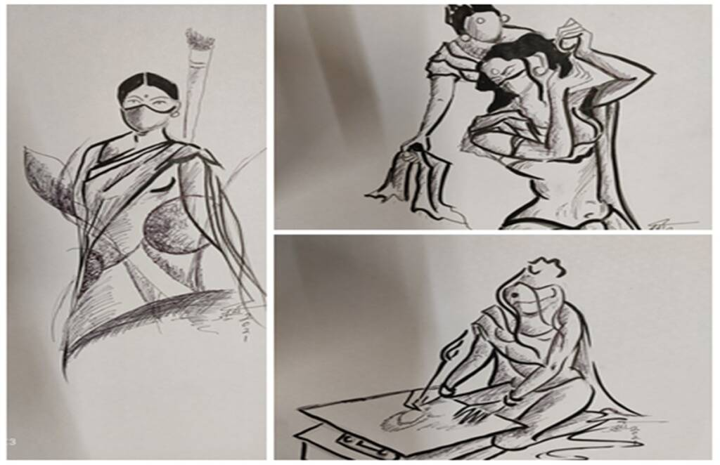 Jansatta Sketchs