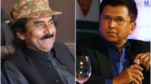 Kiran More Javed Miandad India vs Pakistan Ind vs Pak