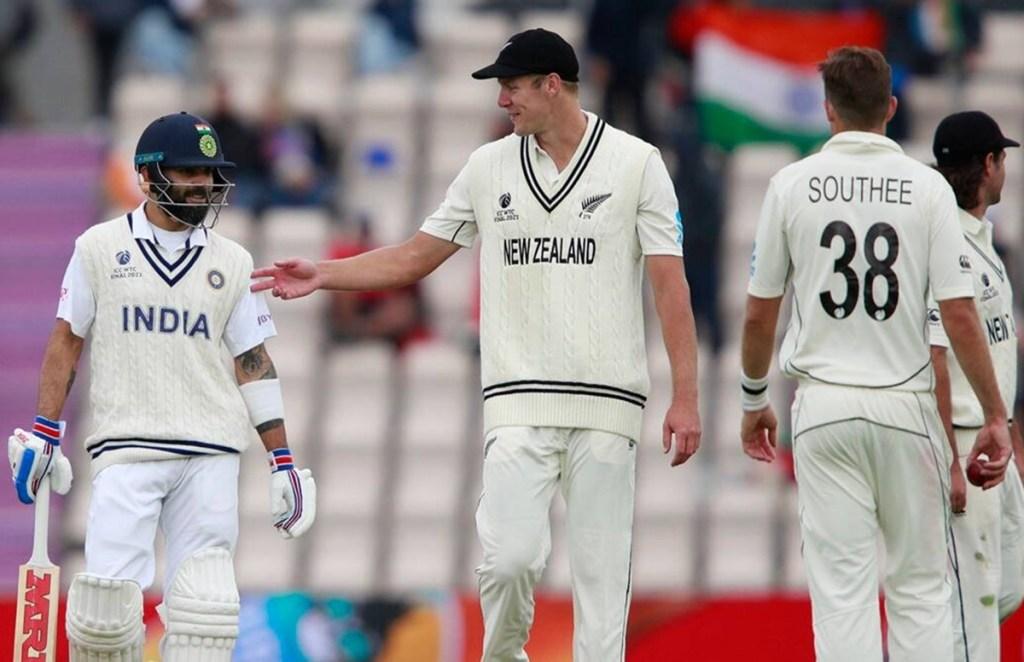 Kyle Jamieson WTC Final India vs New Zealand