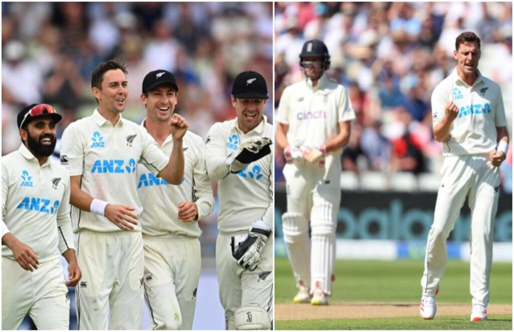 NEW ZEALND VS ENGLAND