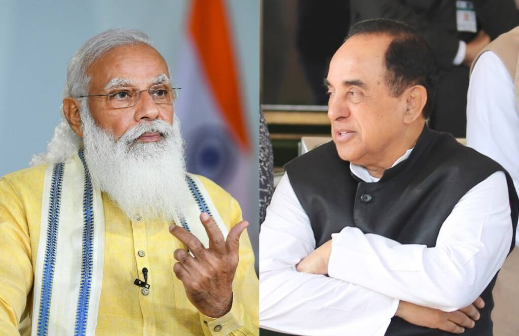 Narendra Modi, Subramaniam Swamy, India News