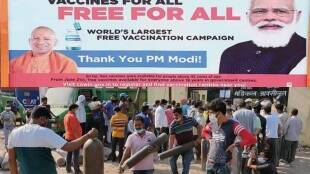 Corona, Vaccine, Narendra Modi