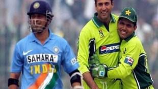 Pakistani cricketer Arshad khan