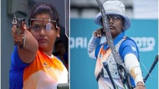 Rahi Sarnobat, Deepika Kumari