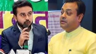 Shadab Chauhan, Sambit Patra, India News