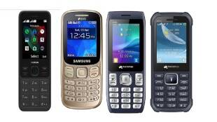 best keypad phone, top keypad phone, best basic feature phone,