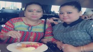 bharti singh, bharti singh mother, bharti singh lifestyle