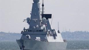 HMS defender, Britain
