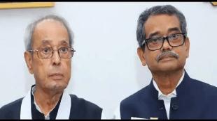 EX President Pranab Mukherjee, Son Abhijit Mukherjee, former MP, Deleted tweet. Mamata Banerjee