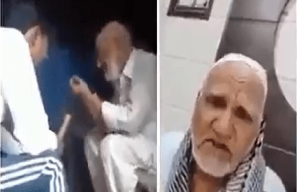 Ghaziabad, elderly man assault, NSA, SP leader, Ummed Pehelwan , FB live