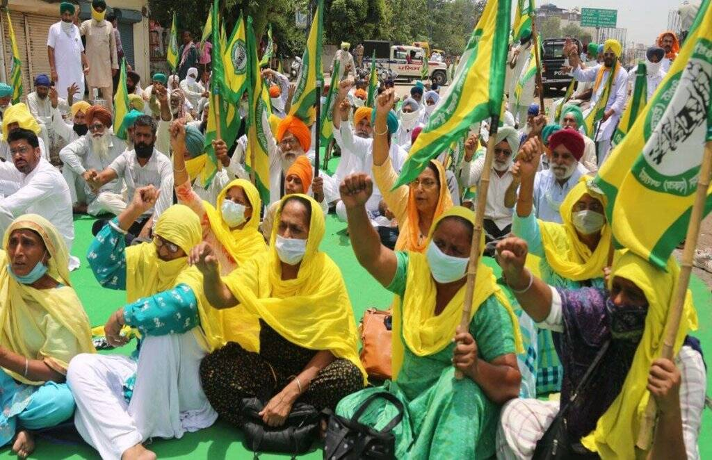 Farmers, Farm Laws, India News