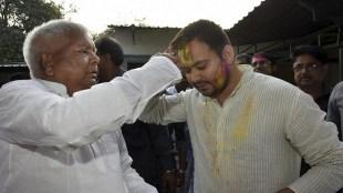 Lalu Prasad yadav, Tejashwi Yadav