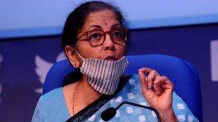 finance minister, nirmala sitharaman