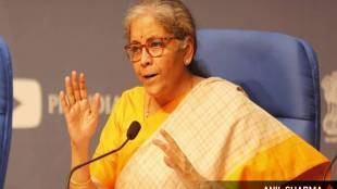 nirmala sitharaman, GST council
