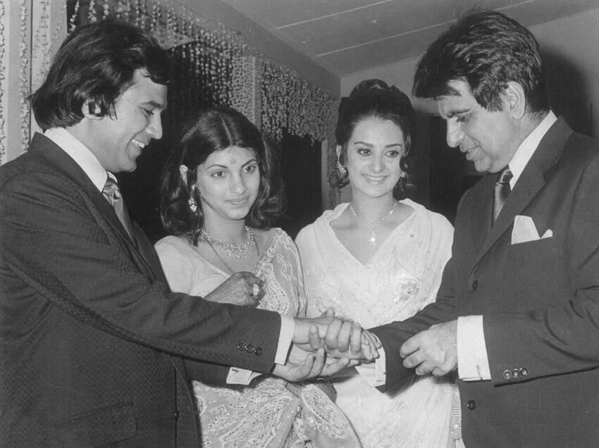 rajesh khanna Mumtaz, Dimple kapadia rajesh khanna Divorce, Dimple kapadia Affair