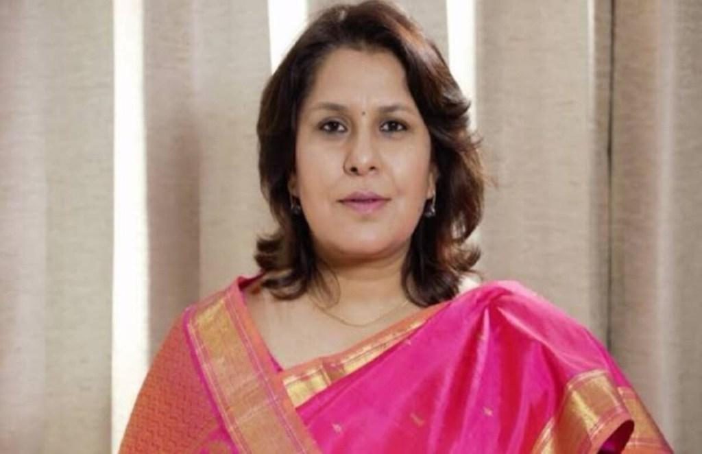 AAJTAK, TV Debate, Supriya Shrinate, Chitra triphati