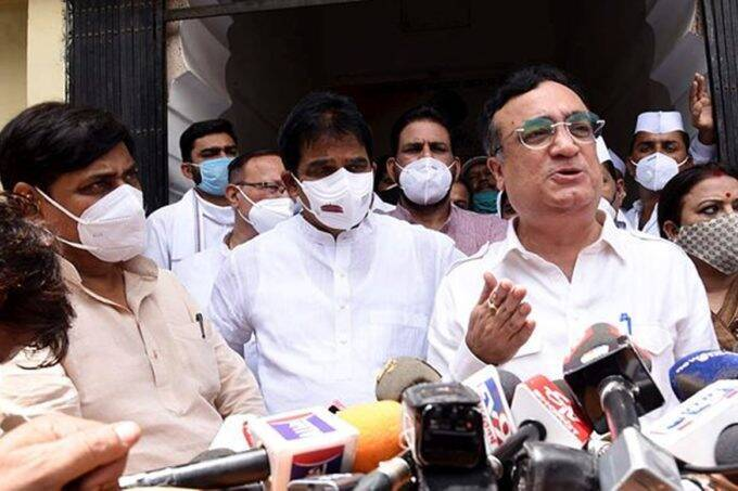 Rajasthan Congress Crisis, MLA Complain Minister, Ajay Makan