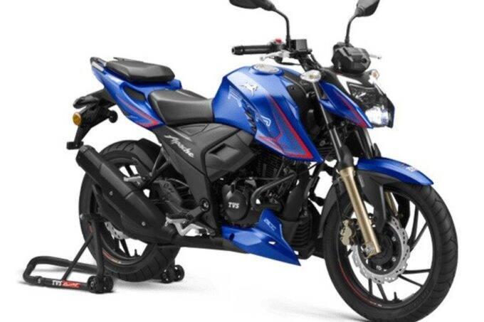 Apache RTR 200
