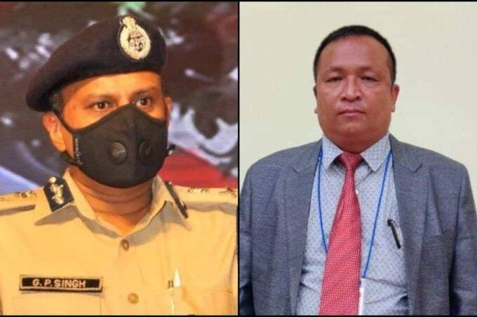 Assam Police, Mizoram Rajya Sabha MP K Vanlalvena