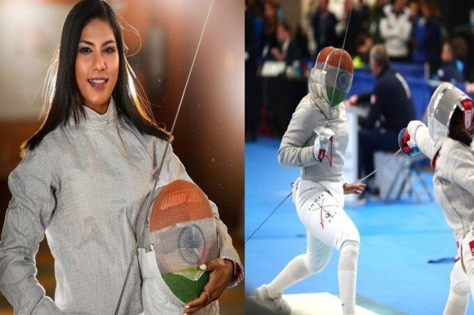 tokyo-olympics-indian-fencer-ca-bhavani-devi-creates-history-even-after-loosing-in-second-game