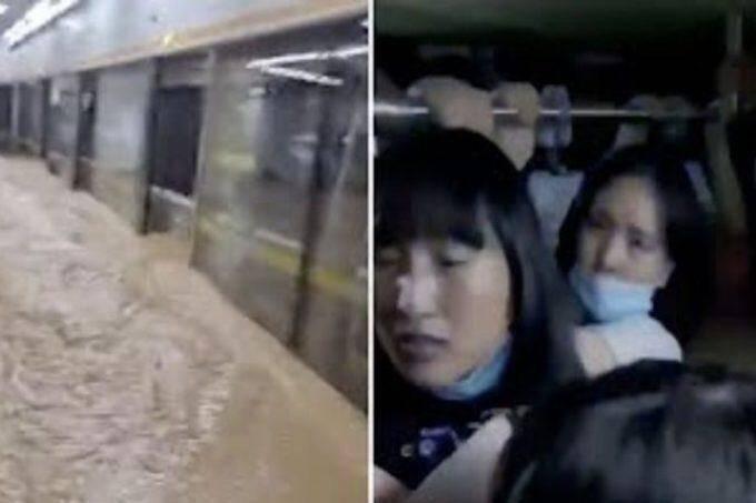 China, Floods