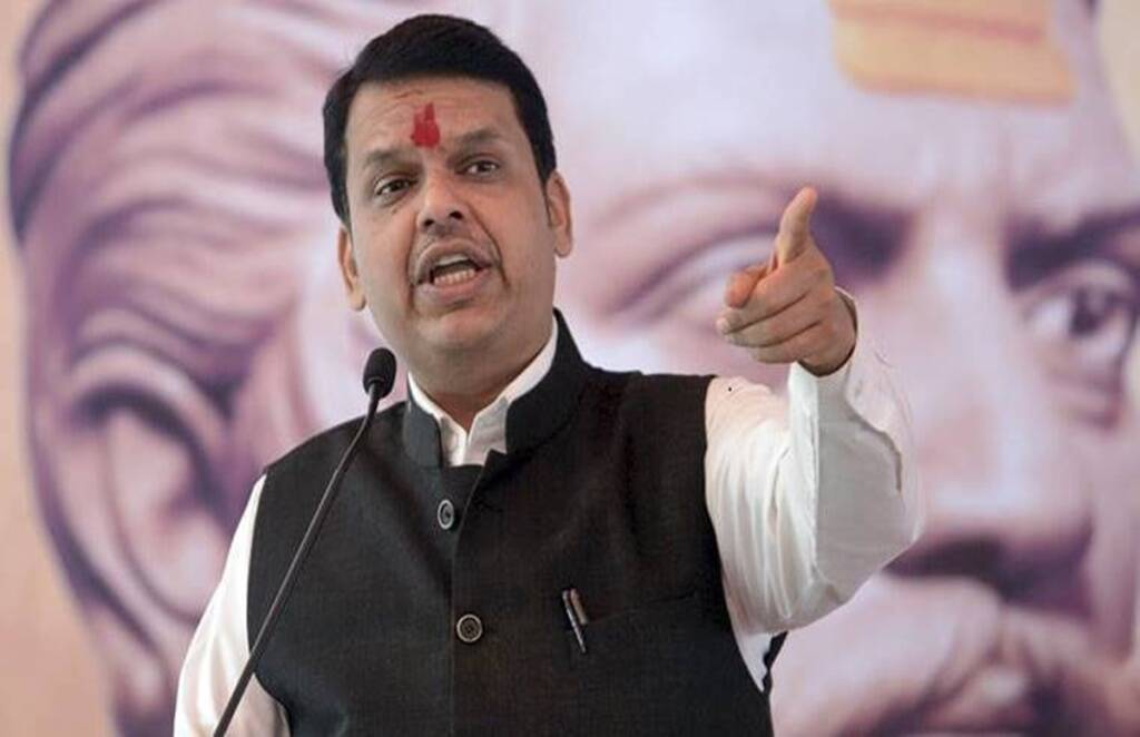 hiv Sena, Maharashtra, Devendra Fadnavis