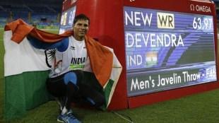 Devendra Jhajharia World Record Javelin Thrower Tokyo Olympics