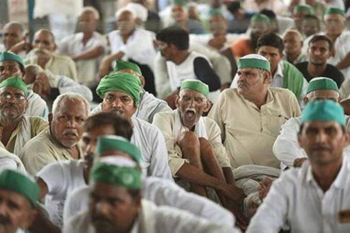 farmer protest,OP Chautala