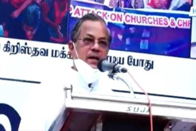 Tamil Nadu, Christian Priest