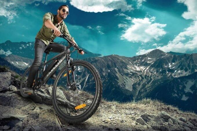 Go Zero Electric Bicycle