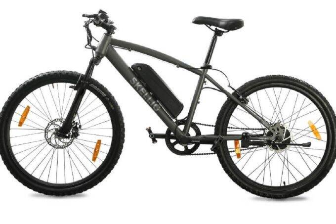 Gozero E-Bike, Skellig Lite