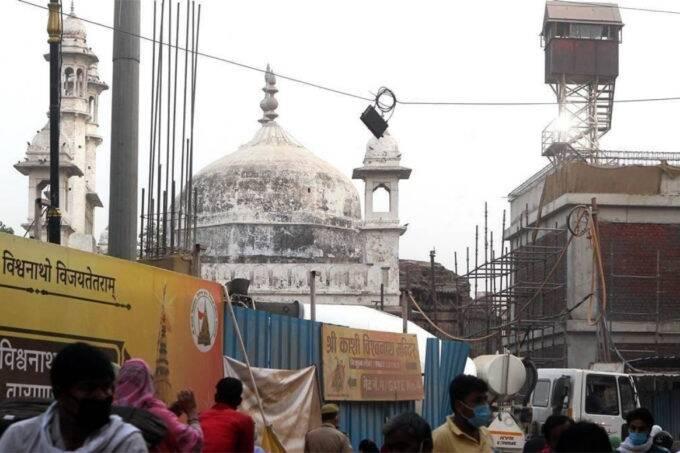 Gyanvapi Mosque, Kashi, India