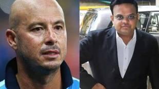 Herschelle Gibbs jay shah BCCI Threaten India vs Pakistan