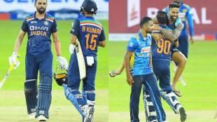 India vs Sri Lanka Deepak Chahar Ravindra Jadeja IND vs SL
