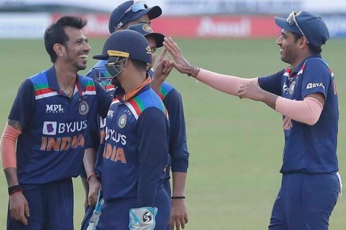 India vs Sri Lanka Yuzvendra Chahal Bhuvneshwar Kumar