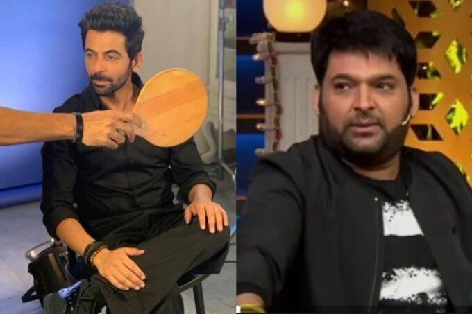 Kapil Shrama, Sunil Grover, entertainment news