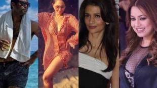 Leander Paes kim sharma rhea pillai mahima chaudhry Love Affair Live in Relationship